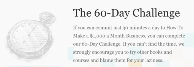 Use the commitment trigger to make people live up to their past commitments